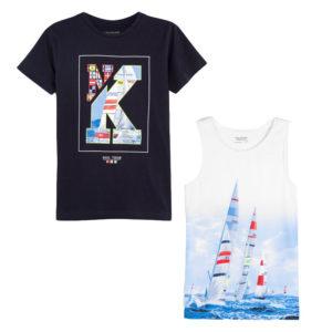 Μπλούζες Σχέδιο Θάλασσα