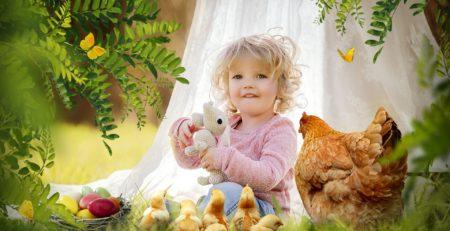 πάσχα-παιδιά-κορονωοϊος