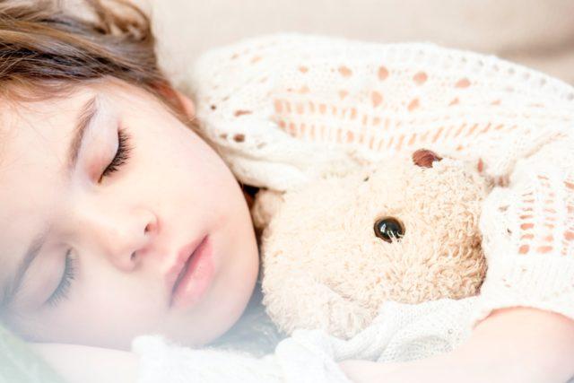 ύπνος-και-παιδί