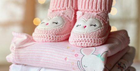 πλύσιμο στα παιδικά ρούχα