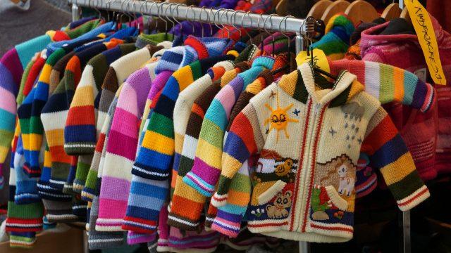 σωστό παιδικό ρούχο